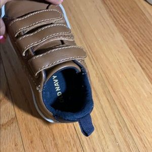 a31797caf670 Old Navy Shoes - Toddler Boy Triple-Strap Faux-Leather Sneakers
